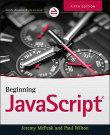 Beginning JavaScript av Jeremy McPeak (Heftet)