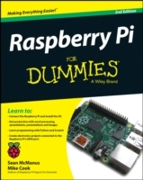 Raspberry Pi for Dummies 2E av Sean McManus (Heftet)