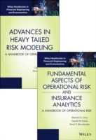 Fundamental Aspects of Operational Risk and Insurance Analytics and Advances in Heavy Tailed Risk Modeling: Handbooks of Operational Risk Set av Marcelo G. Cruz, Gareth W. Peters og Pavel V. Shevchenko (Innbundet)