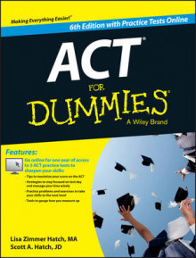 Act for Dummies, with Online Practice Tests av Lisa Zimmer Hatch og Scott Hatch (Heftet)