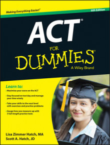Act For Dummies av Lisa Zimmer Hatch og Scott Hatch (Heftet)