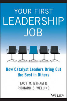 Your First Leadership Job av Tacy M. Byham og Richard S. Wellins (Heftet)
