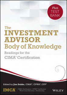 The Investment Advisor Body of Knowledge + Test Bank av IMCA (Innbundet)