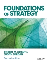 Foundations of Strategy av Robert M. Grant og Judith J. Jordan (Heftet)
