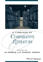 A Companion to Comparative Literature (Heftet)