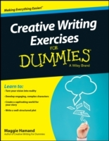 Creative Writing Exercises For Dummies av Maggie Hamand (Heftet)