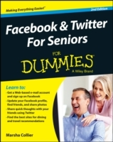 Facebook & Twitter for Seniors For Dummies av Marsha Collier (Heftet)