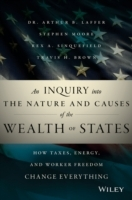 An Inquiry into the Nature and Causes of the Wealth of States av Travis H. Brown, Rex A. Sinquefield, Arthur Laffer og Stephen Moore (Innbundet)
