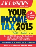 J.K. Lasser's Your Income Tax 2015 av J. K. Lasser Institute (Heftet)