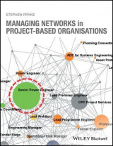 Omslag - Managing Networks in Project-Based Organisations