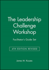 Omslag - The Leadership Challenge Workshop Facilitator's Guide Set, 4th Edition Revised