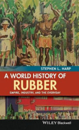 Omslag - A World History of Rubber