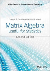 Omslag - Matrix Algebra Useful for Statistics