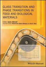 Omslag - Glass Transition and Phase Transitions in Food and Biological Materials