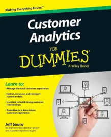 Customer Analytics For Dummies av Jeff Sauro (Heftet)