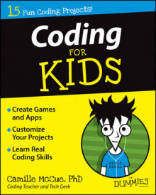 Coding for Kids For Dummies av Camille McCue (Heftet)