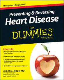 Preventing & Reversing Heart Disease for Dummies av James M. Rippe (Heftet)