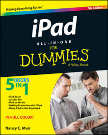 iPad All-in-One For Dummies av Nancy C. Muir (Heftet)