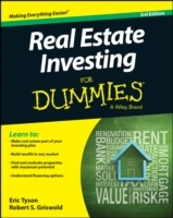 Omslag - Real Estate Investing For Dummies