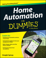 Omslag - Home Automation For Dummies
