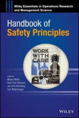 Omslag - Handbook of Safety Principles