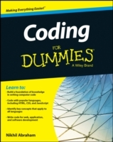 Coding For Dummies av Nikhil Abraham og Wiley (Heftet)