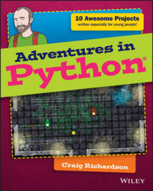 Adventures in Python av Craig Richardson (Heftet)