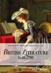 British Literature 1640-1789 av Robert DeMaria (Heftet)