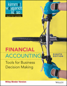 Financial Accounting, Binder Ready Version av Paul D Kimmel, Jerry J Weygandt og Donald E Kieso (Perm)