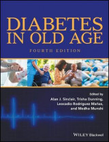 Omslag - Diabetes in Old Age