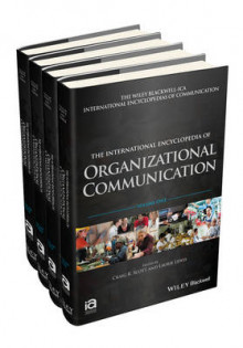 The International Encyclopedia of Organizational Communication av Craig Scott og Laurie Lewis (Innbundet)