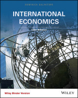 Omslag - International Economics Twelfth Edition Binder Ready Version
