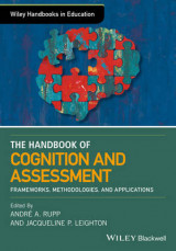 Omslag - The Wiley Handbook of Cognition and Assessment