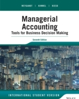 Managerial Accounting av Jerry J. Weygandt, Paul D. Kimmel og Donald E. Kieso (Heftet)