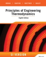 Principles of Engineering Thermodynamics av Margaret B. Bailey, Daisie D. Boettner, Michael J. Moran og Howard N. Shapiro (Heftet)