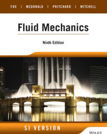 Fluid Mechanics av Robert W. Fox, Alan T. McDonald, Philip J. Pritchard og John W. Mitchell (Heftet)