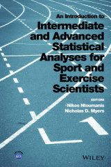Omslag - An Introduction to Intermediate and Advanced Statistical Analyses for Sport and Exercise Scientists