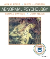 Abnormal Psychology: DSM-5 Update av Ann M. Kring, Sheri L. Johnson, Gerald C. Davison og John M. Neale (Heftet)