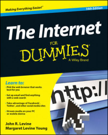 The Internet For Dummies av John R. Levine og Margaret Levine Young (Heftet)