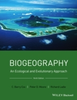 Biogeography av C. Barry Cox, Richard Field, Richard J. Ladle og Peter D. Moore (Heftet)