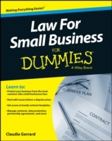 Law for Small Business For Dummies av Clive Rich og Claudia Gerrard (Heftet)
