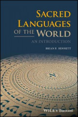Omslag - Sacred Languages of the World