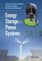 Omslag - Energy Storage in Power Systems