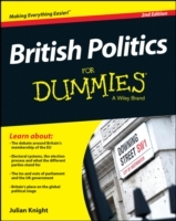 British Politics for Dummies, 2E av Julian Knight og Michael Pattison (Heftet)