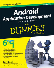 Android Application Development All-in-One For Dummies av Barry Burd (Heftet)
