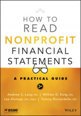 Omslag - How to Read Nonprofit Financial Statements