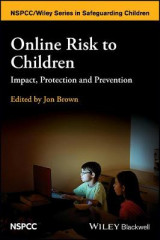 Omslag - Online Risk to Children