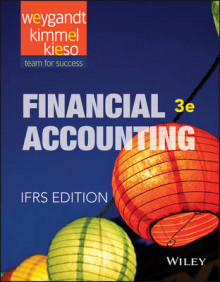 Financial Accounting av Jerry J. Weygandt, Paul D. Kimmel og Donald E. Kieso (Innbundet)