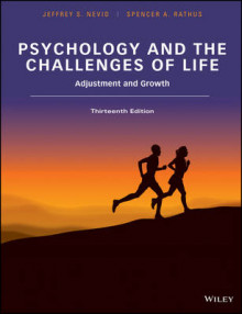 Psychology and the Challenges of Life, Binder Ready Version av Jeffrey S Nevid og Spencer a Rathus (Perm)