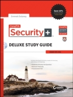 CompTIA Security+ Deluxe Study Guide av Emmett Dulaney (Innbundet)